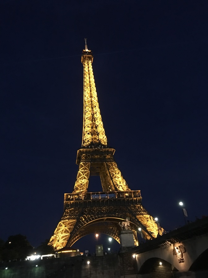 paris in 48 hours