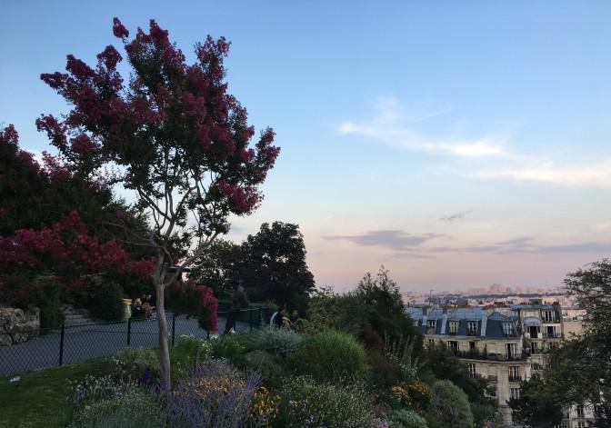 48 Hour in paris