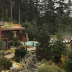 A Relaxing Day at Scandinave Spa -Whistler