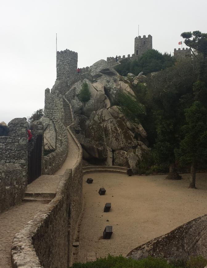 Castelo dos Mouros-sintra