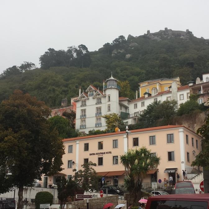 sintra-Castelo dos Mouros