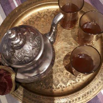 Lebanese tea