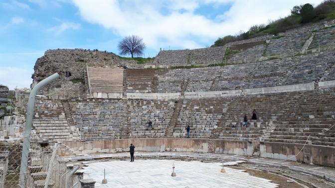Roman Theater Ephesus