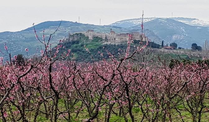 Seçuk castle, Turkey