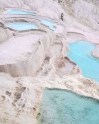A Postcard from Turkey – Pamukkale and Hierapolis